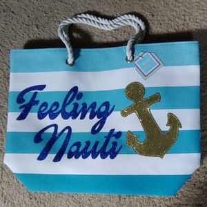 Feeling Nauti tote